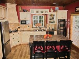 Cottage Custom Kitchen