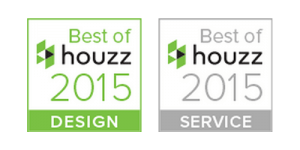 Best of Houzz 2015 Badges