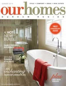 Our Homes Durham - Summer 2014 Issue