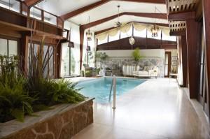 Indoor Pool-Front Light