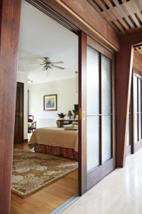 Spare Bedroom Off Pool Room